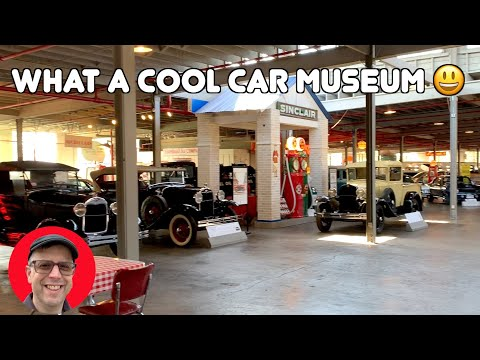 National Automotive & Truck Museum: Auburn, Indiana