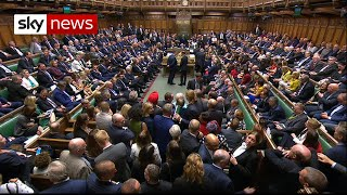 MPs win vote to take control of Commons