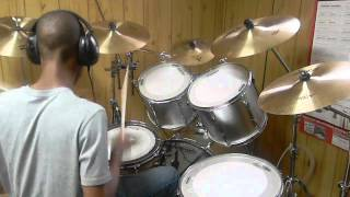 Drum Cover: Rihanna Talk That Talk Ft. Jay-Z @drums0n