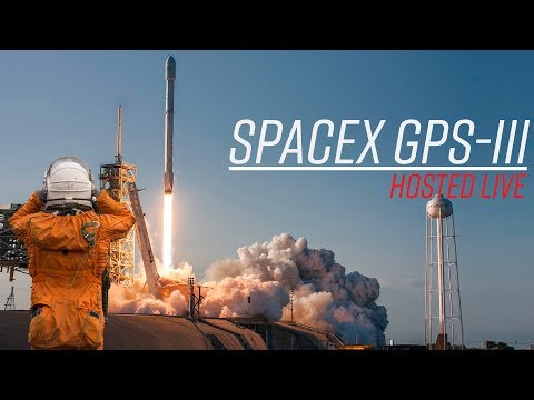 Watch SpaceX Launch a GPS Satellite!