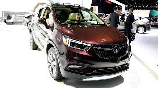 2017 Buick Encore - 2016 New York Auto Show