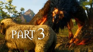 The Witcher 3 Walkthrough Part 3 - THE ROYAL GRIFFIN (The Witcher 3 Wild Hunt Gameplay)