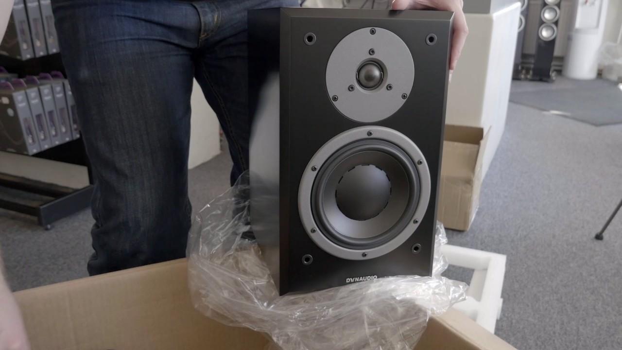 Goede Vi udpakker: Dynaudio Emit M20 - YouTube YH-24