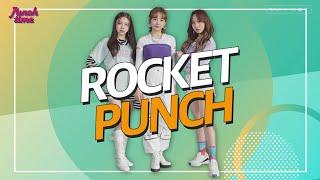 펀치팀ㅣMaroon5 - Lucky Skrike. Dance Coverㅣ#로켓펀치 Rocket Punch [펀치타임 Punch Time] Special clip