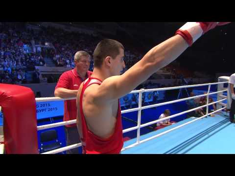 AIBA JUNIOR WORLD BOXING CHAMPIONSHIPS St-Petersburg - Highlights