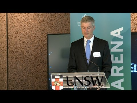 UNSW SPREE 201408-26 ARENA R&D Funding Announcements