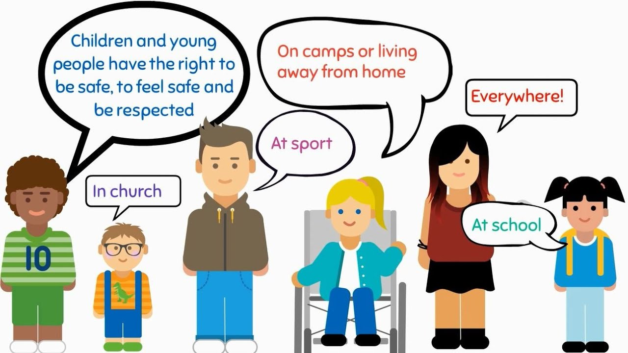 Child Safe Organisations Wa Feeling Safe And Respected