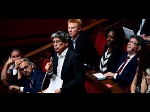 Eric Coquerel (F.I) : « E. Macron est en train de monter tous les Français contre sa politique »