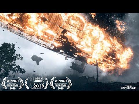 THIS IS BATTLEFIELD - 4K Cinematic Short Film (2019)