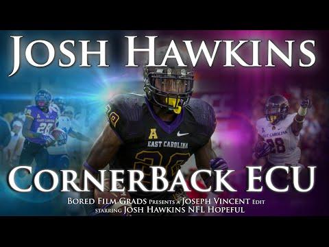 Josh Hawkins - CornerBack ECU
