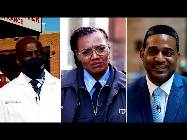 Black heroes on the medical front lines continue to save lives