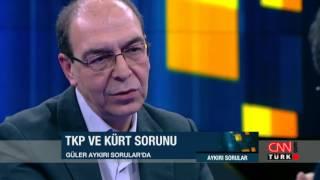 Aydemir Güler, Enver Aysever'in sorularını yanıtladı: Aykırı Sorular - 13.03.2014