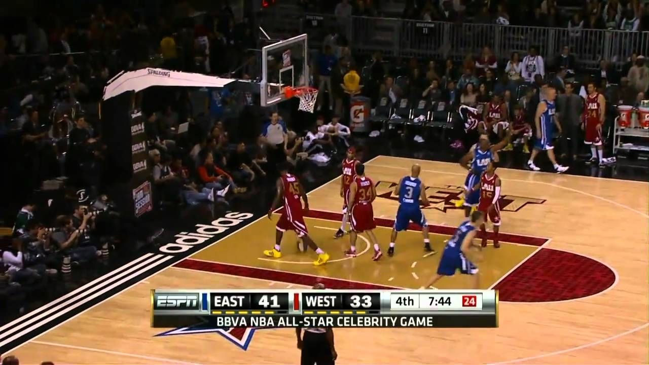 NBA All-Star Celebrity Game 2019 Full Replay • fullmatch.net