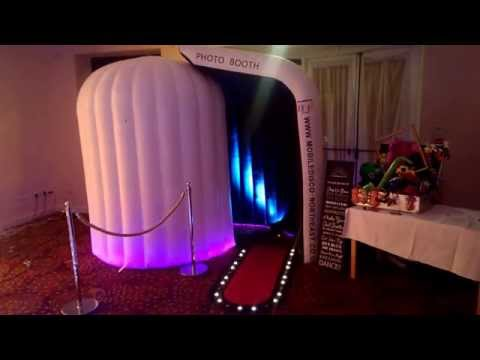 Photo Booth Hire with The DISCO Co North East Ltd
