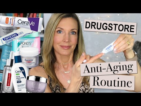 effective-affordable-anti-aging-skincare-routine!