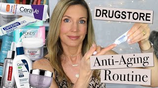 Effective Affordable Anti-Aging Skincare Routine!