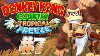 Baixar UN CARNAVAL INCREIBLE | PARTE #7 | DONKEY KONG COUNTRY: TROPICAL FREEZE (SWITCH)