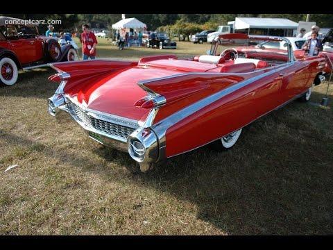 1959 Cadillac Eldorado - YouTube