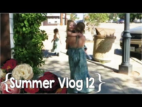 What Was the Best Part of Summer? ║ Large Family Vlog │ Summer Break Week 12