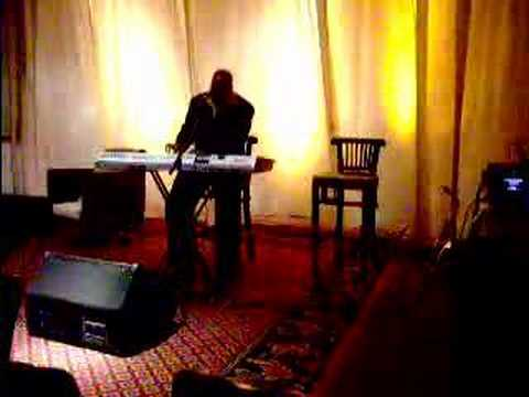 "Frank McComb sing ""His Eye is On The Sparrow"""