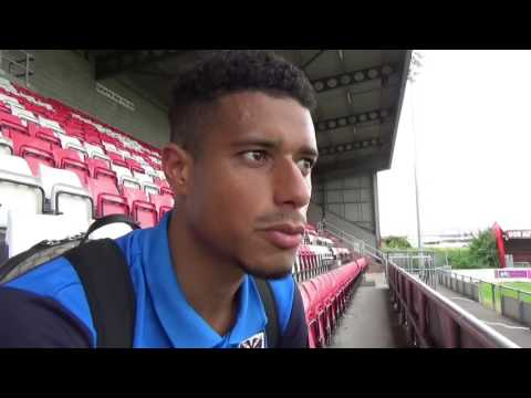 Lyle focused ahead of new challenge for AFC Wimbledon