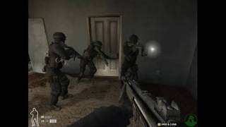SWAT 4 PC Gameplay - Direct-Feed 01