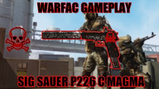 WARFACE GAMEPLAY - SIG SAUER P226 C MAGMA / 14 MIL INSCRITOS