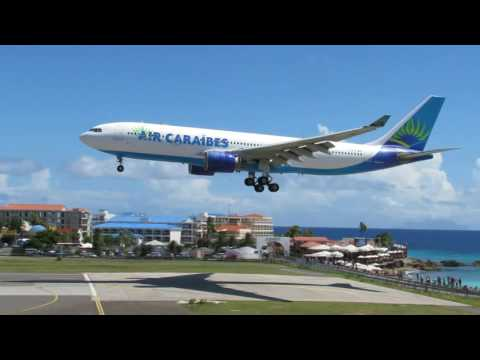 AWESOME St Maarten Plane Spotting!!!! (Part 4)