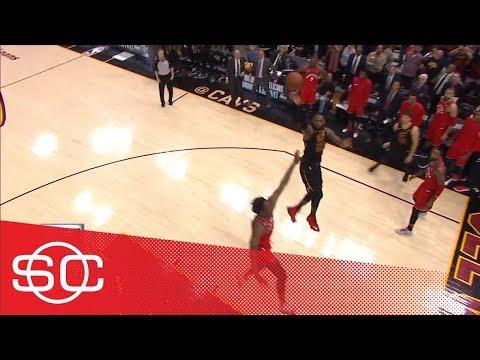 LeBron James' Buzzer-beater Takes Over #SCtop10 | SportsCenter | ESPN