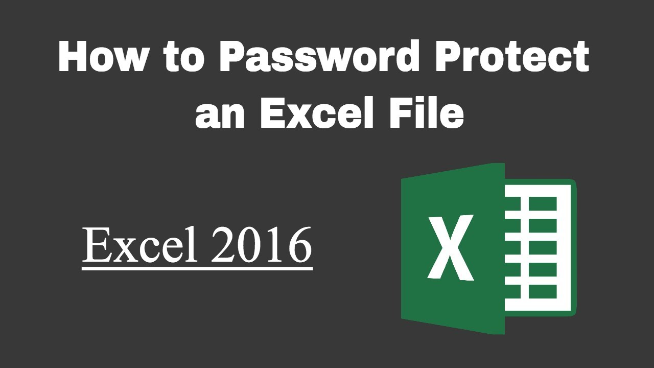 Workbooks password protect excel workbook : Password Protect Excel File: How to Save a Workbook With a ...