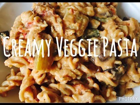 Slimming World Recipe | Practically Syn Free Creamy Veggie Pasta