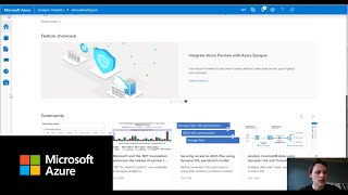 Microsoft Azure Synapse Analytics and Azure Purview integration