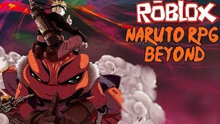 LA MEILLEURE FAÇON DE MONTER DE NIVEAU?! || Roblox Naruto RPG Au-delà de l'épisode 3 (Roblox NRPG:Beyond)