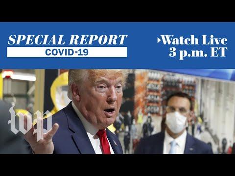 Coronavirus News: The latest on the covid-19 outbreak – 5/28 (FULL LIVE STREAM)