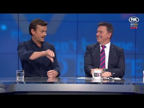 Adam Gilchrist Interview | Back Page Live 2017