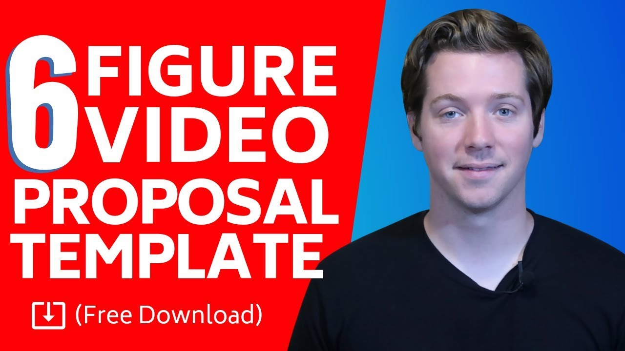 The Actual Proposal We Use To Sell Six Figure Video Projects Free Download