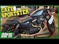 Visiting the Local Harley Davidson Dealership / Harley Sportster Motovlog