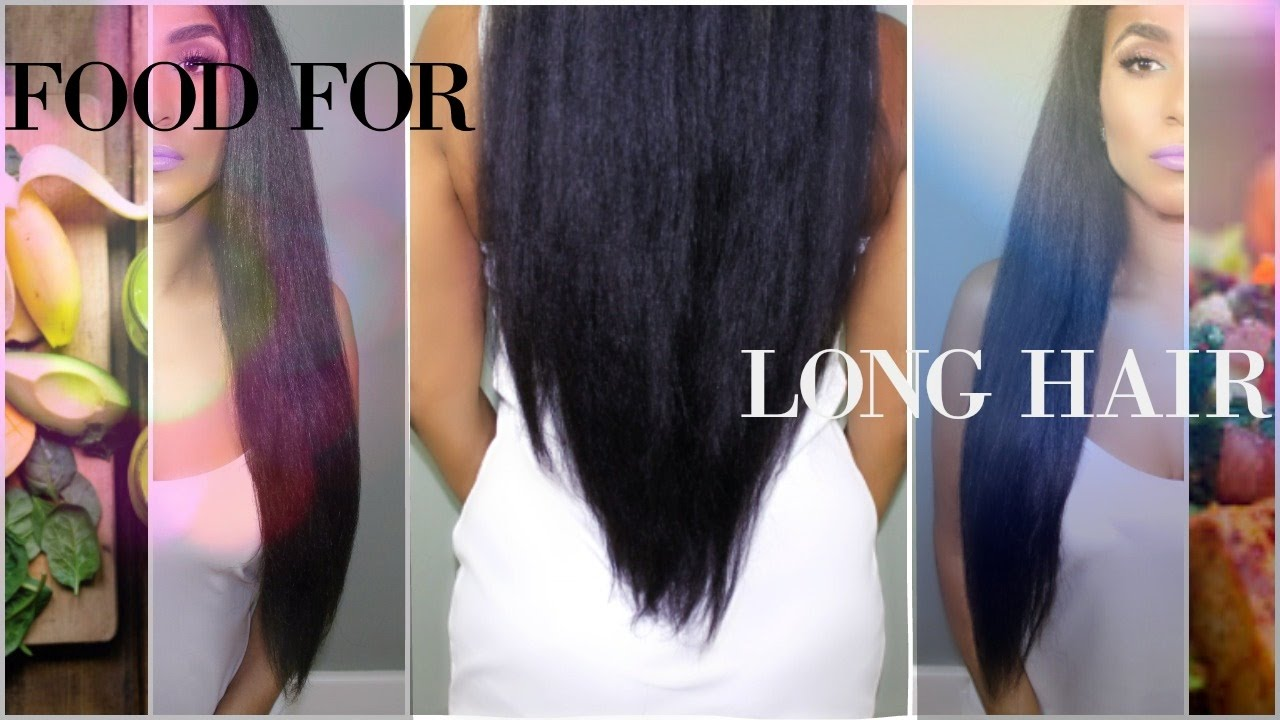 how to grow long hair fast