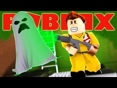 GHOSTBUSTERS !! ???????? | Roblox Ghost Simulator #1