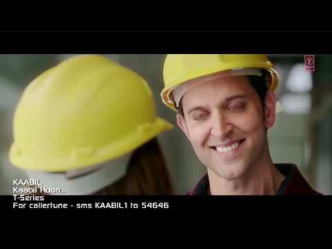 Thumbnail: Kaabil Hoon - Hrithik Roshan, Yami Gautam - Jubin Nautiyal (full video song)