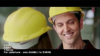 kaabil hoon hrithik roshan yami gautam jubin nautiyal full video song