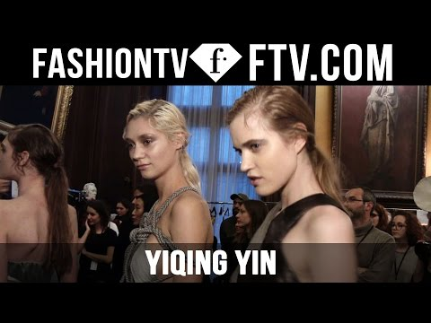 Yiqing Yin Trends at Paris Haute Couture Week SS 16 | FashionTV