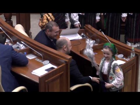 Şedinţa Parlamentului Republicii Moldova 22.12.2017