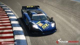RaceRoom Racing Experience Teaser Saleen S7R Gameplay (PC HD)