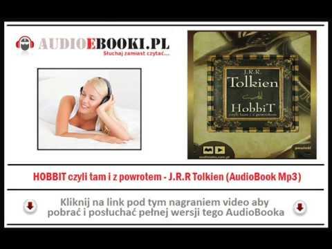 HOBBIT. Czyli tam i z powrotem - AudioBook Mp3 - J.R.R Tolkien (Lektura Szkolna Mp3)