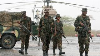 أخبار عربية وعالمية - القوات الكينية داهمت معسكرا لجماعة الشباب جنوبي #الصومال