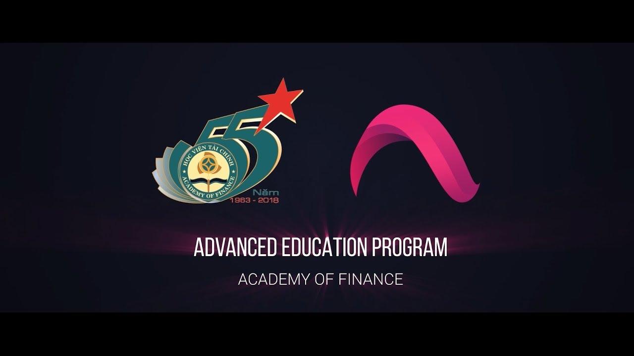 Chương trình đào tạo Chất lượng cao Học viện Tài chính