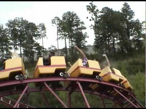 Jazzland Theme Park Six Flags New Orleans Visionland