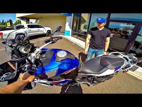 The Incredible S1000XR!! • Lots of Spyder Goodness! | TheSmoaks Vlog_1377