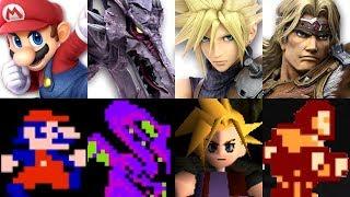 Super Smash Bros. Ultimate - Origin of All Characters